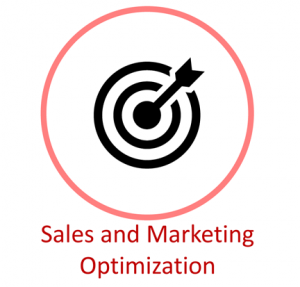 Sales and Marketing Emblem